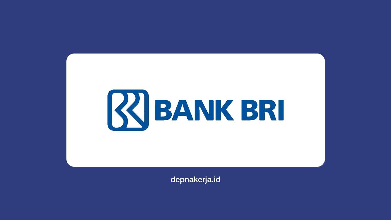 Lowongan Frontliner PT Bank Rakyat Indonesia (Persero)