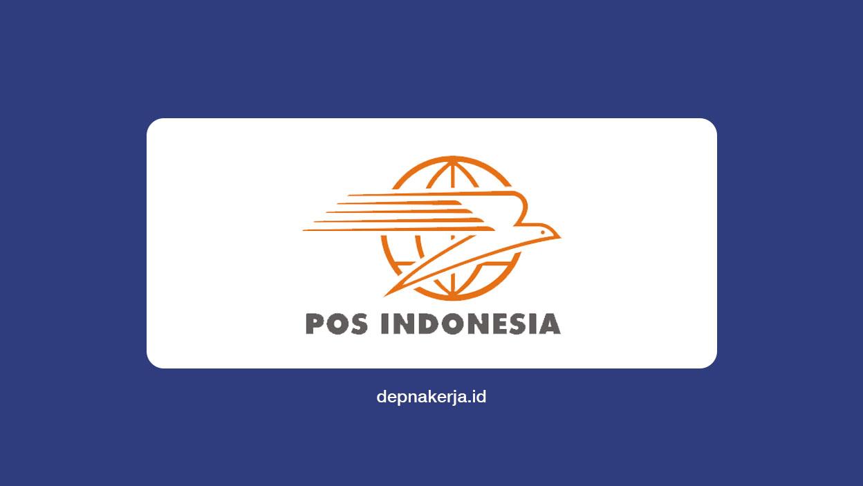 Lowongan Kerja Frontliner PT Pos Indonesia (Persero)