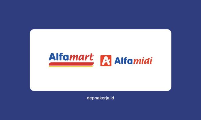 Lowongan Kerja Alfagroup Retail