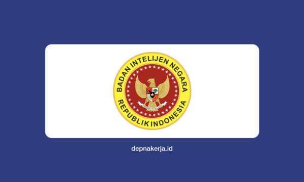 Penerimaan CPNS Badan Intelijen Negara Tahun Anggaran 2021