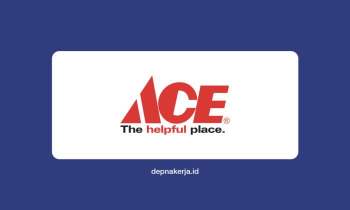 Lowongan Kerja PT ACE Hardware Indonesia Tbk