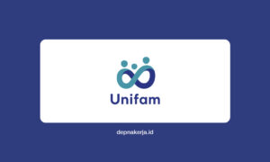 Lowongan Management Trainee PT United Family Food (Unifam)